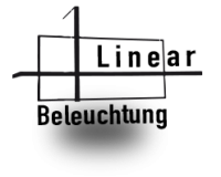 Logo Linearbeleuchtung